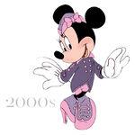 Minnie fbyears 2000