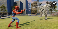 Spider-Man - Web Line