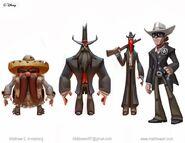 Disney Infinity Characters2