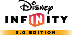 Disney Infinity 3.0 Edition logo