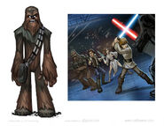 Chewie concept