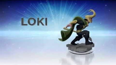 Loki – Disney Infinity Marvel Super Heroes (2