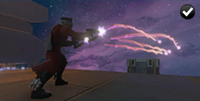 Star-Lord - Round Trip Target