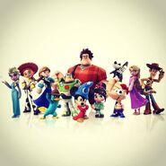 Disney Infinity Wave 2