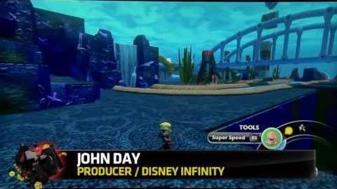 Disney Infinity Extended Toy Box Demo E3 2013