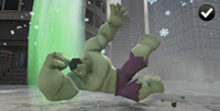 Hulk - Strong Finish