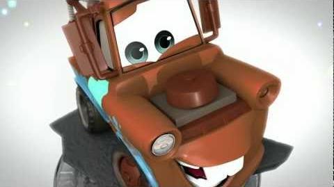 DISNEY INFINITY Mater