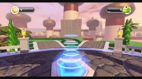 DISNEY INFINITY Cave of Wonders Race (Featured Toy Box)