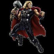Avengers- Age of Ultron Thor Portrait Art