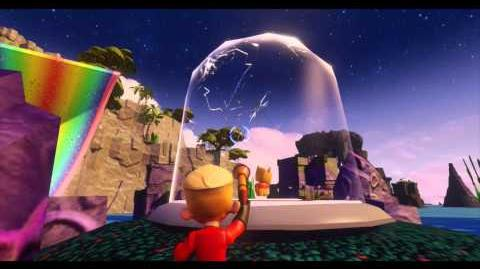 DISNEY INFINITY- Never Neverland (Featured Toy Box)