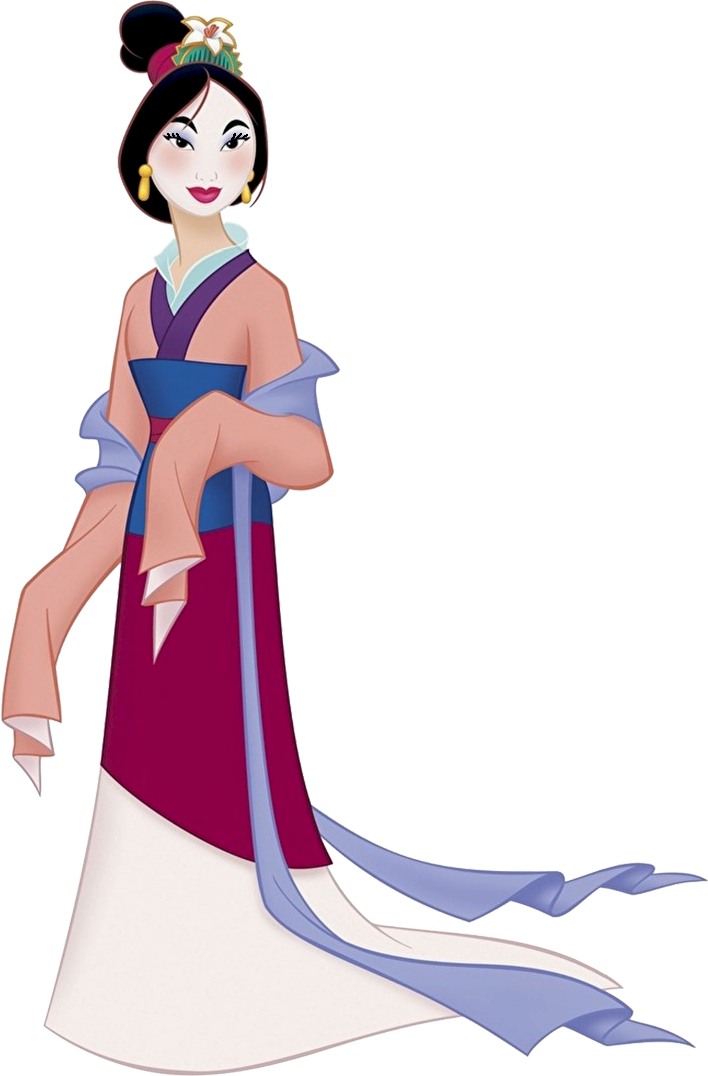 Mulan Coloring Pages Games