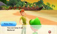 Peter Pan Met Mii - DMW2