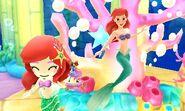 DMW2 - Mii And Ariel