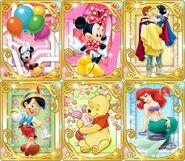 DMW Disney Family Cards