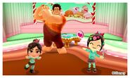 Ralph Vanellope and Mii Photos