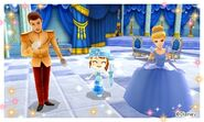 Prince Charming Cinderella and Mii Photos