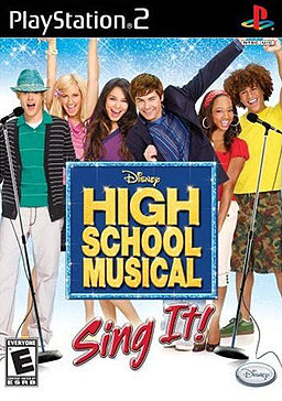 High School Musical- Sing It!