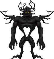 KingdomHearts DarksideHeartless RichB