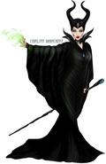 Maleficent krlozaguilera