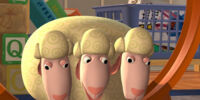 Bo Peep's Sheep