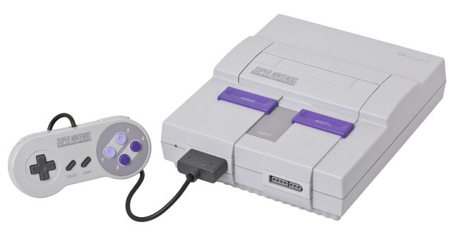 File:Super Nintendo Entertainment System.jpeg