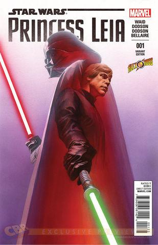 File:309px-Star Wars Princess Leia Vol 1 1 Store Cover Variant.jpg