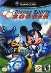 Disney Sports Soccer Coverart