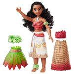 Moan Island Fashions doll