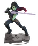 Gamora DI2.0 Transparent Figurine