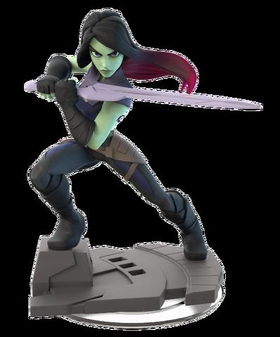 File:Gamora DI2.0 Transparent Figurine.png