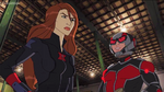 Ant-Man n Black Widow AUR 2