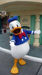 Donald Duck in Toontown