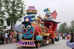 Mickey's Storybook Express opening