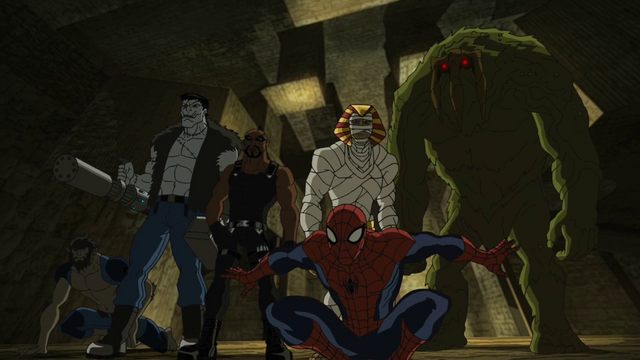 File:The Howling Commandos & Spider-Man USM 6.png