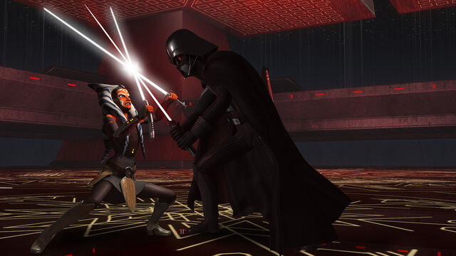 File:Vader VS Ahsoka Promo.jpg