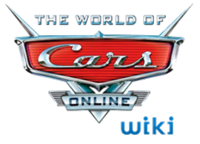 World of Cars Online Wiki-wordmark