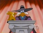 Darkwing's award bonkers