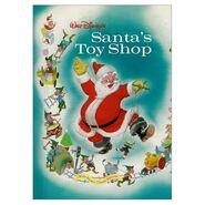 Walt Disney Classics Santa's Toy Shop
