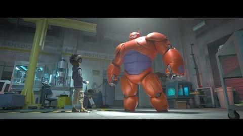 Big Hero 6 trailer -- OFFICIAL Disney HD