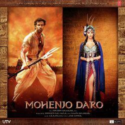 Mohenjo Daro Cover