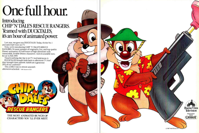 File:Chip 'n' Dale Rescue Rangers promo ad.png