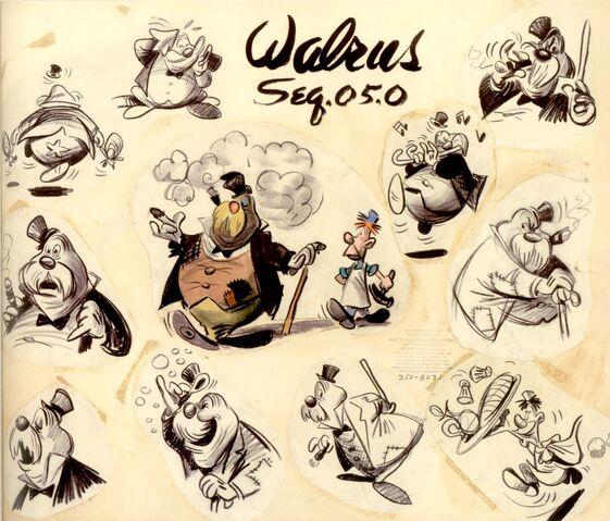 File:Model sheet - walrus.jpg