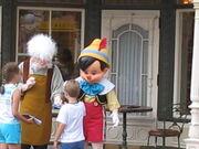 Pinokio magic kingdom