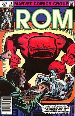 File:250px-ROM no. 14 (Marvel Comics - front cover).jpg