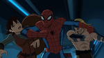 Spider-Man Squirrel Girl Ka-Zar USMWW