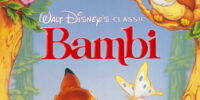 Bambi (film)/Gallery