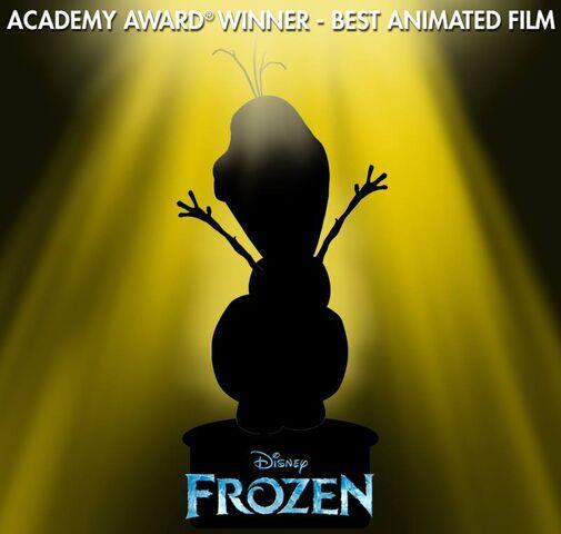 File:Frozen Acadamy Award Winner Best Animated Film Promotion.jpg