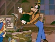 Goofy in The Goofy Adventure Story