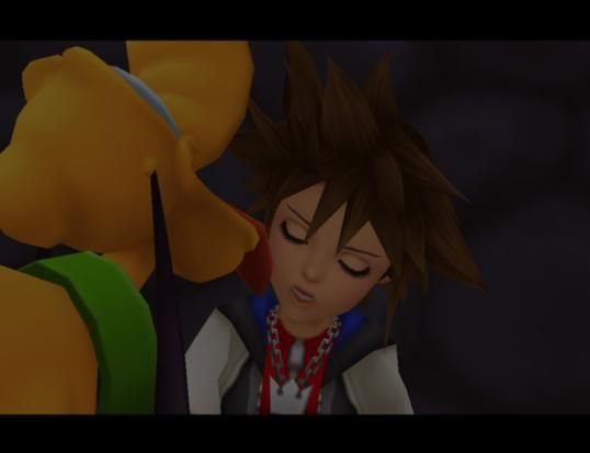 File:Pluto licking sora.jpg