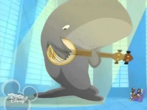 File:Willie the whale with banjo.jpg